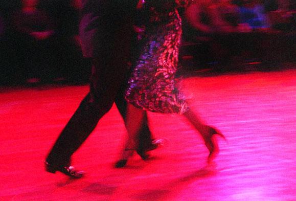 Tango feet